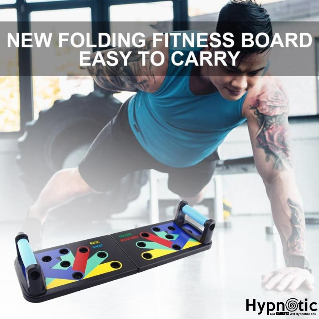 Fitness Push-up Gym