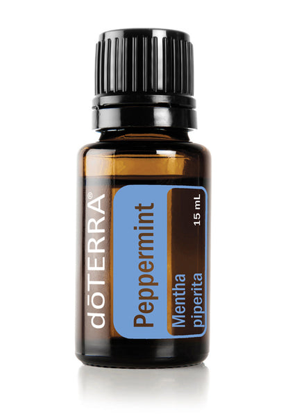 Peppermint Essential Oil- doTERRA- Pure & Organic