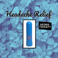 Peppermint Headache Relief - Organic Nasal Inhaler-doTERRA