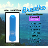 Breathe- Congestion Inhaler- Made with doTERRA