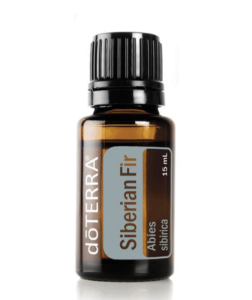 Siberian Fir Essential Oil- doTERRA- Organic & Pure