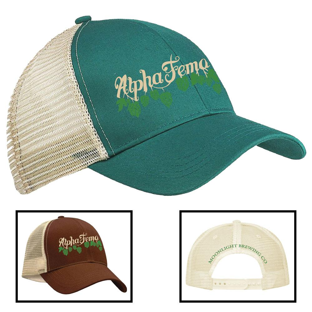 Alpha Female Trucker Hat
