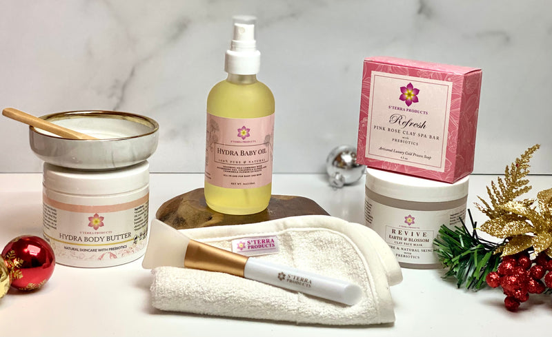 Nourish Self Care Bundle Gift Set