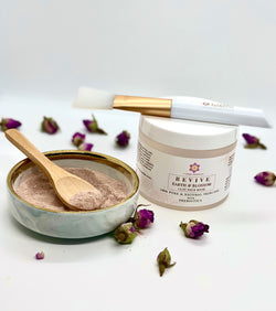 REVIVE Earth & Blossom Face Mask Gift Set