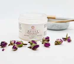 REVIVE Earth & Blossom Face Mask with Prebiotics