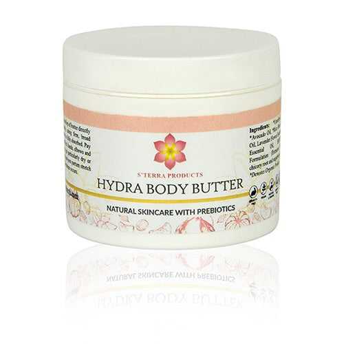 Hydra Body Butter with Prebiotics