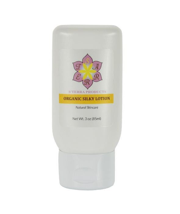 Organic Silky Lotion
