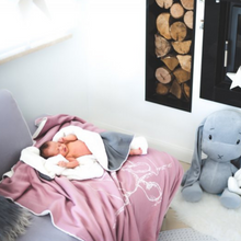 Last inn bildet i Galleri-visningsprogrammet, Babypledd | Mykt og dobbelt | Effiki - Home And Beauty AS