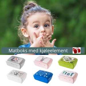 Matboks med kjøleelement - Home And Beauty AS