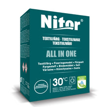 Last inn bildet i Galleri-visningsprogrammet, Tekstilfarge | Nitor All in One - Home And Beauty AS
