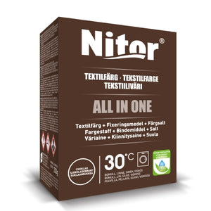 Tekstilfarge | Nitor All in One - Home And Beauty AS