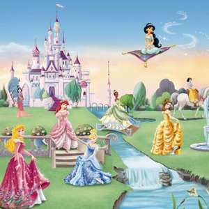 Fototapet | Disney - Home And Beauty AS