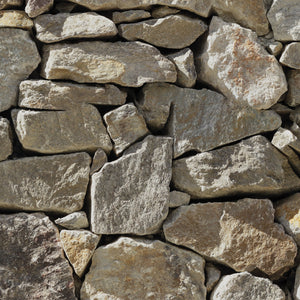 "Fototapet ""Stone Wall"" - 9,3m2 - Home And Beauty AS"
