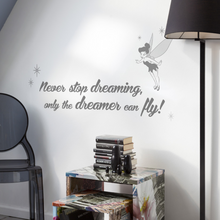 Last inn bildet i Galleri-visningsprogrammet, Veggdekor | Never Stop Dreaming - Home And Beauty AS