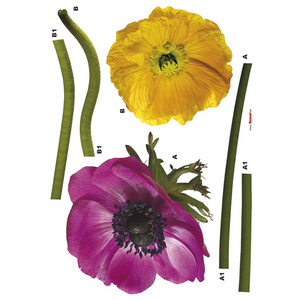 Veggdekor | Anemone - Home And Beauty AS
