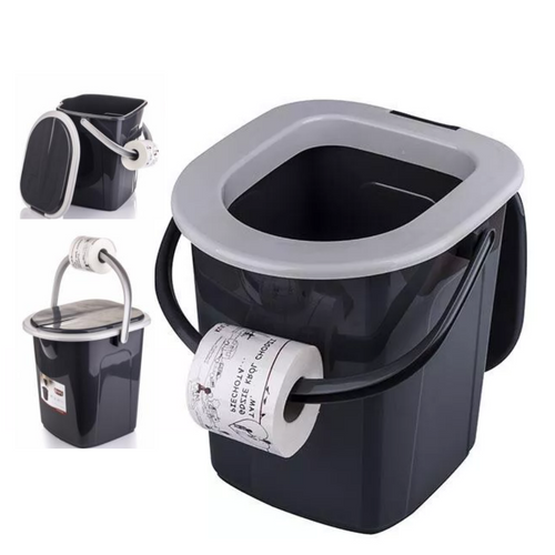 WC Bøtte - 22 liter - Home And Beauty AS