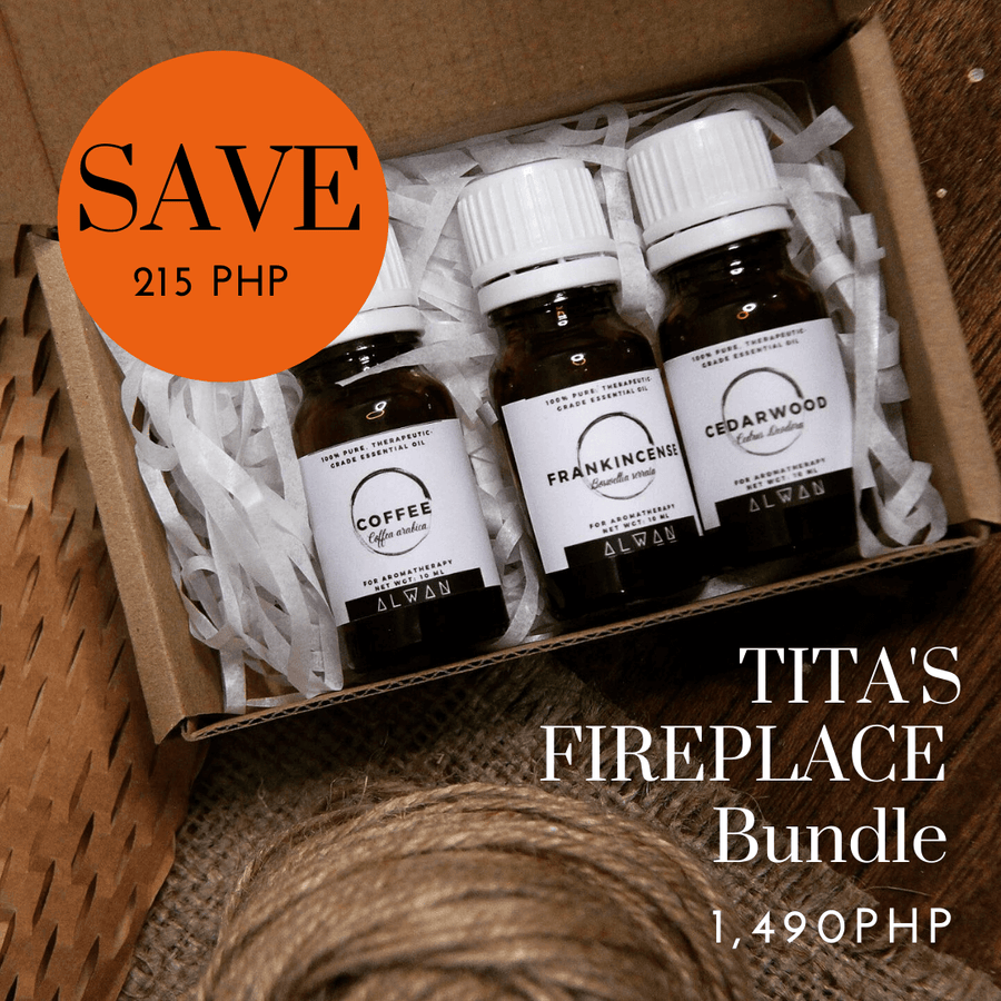 Tita's Fireplace Kit