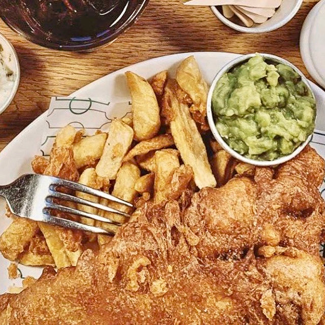7.30pm Fish & Chips (Friday)