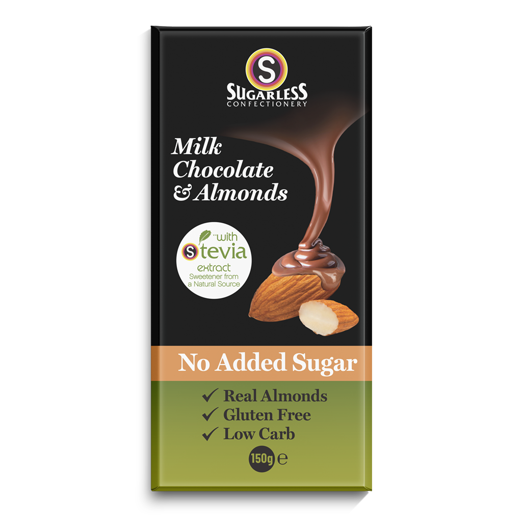 Milk Chocolate & Almonds