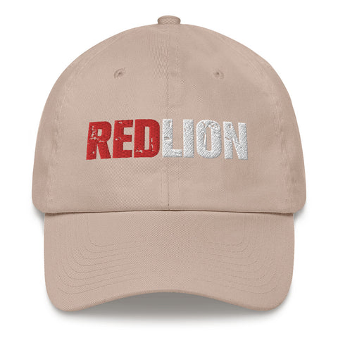Red Lion Dad Hat