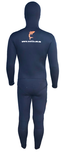 4mm Wettie Hunter wetsuit
