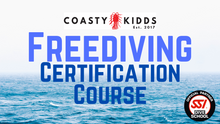 Load image into Gallery viewer, Coasty_Kidds Freediving Certification Course