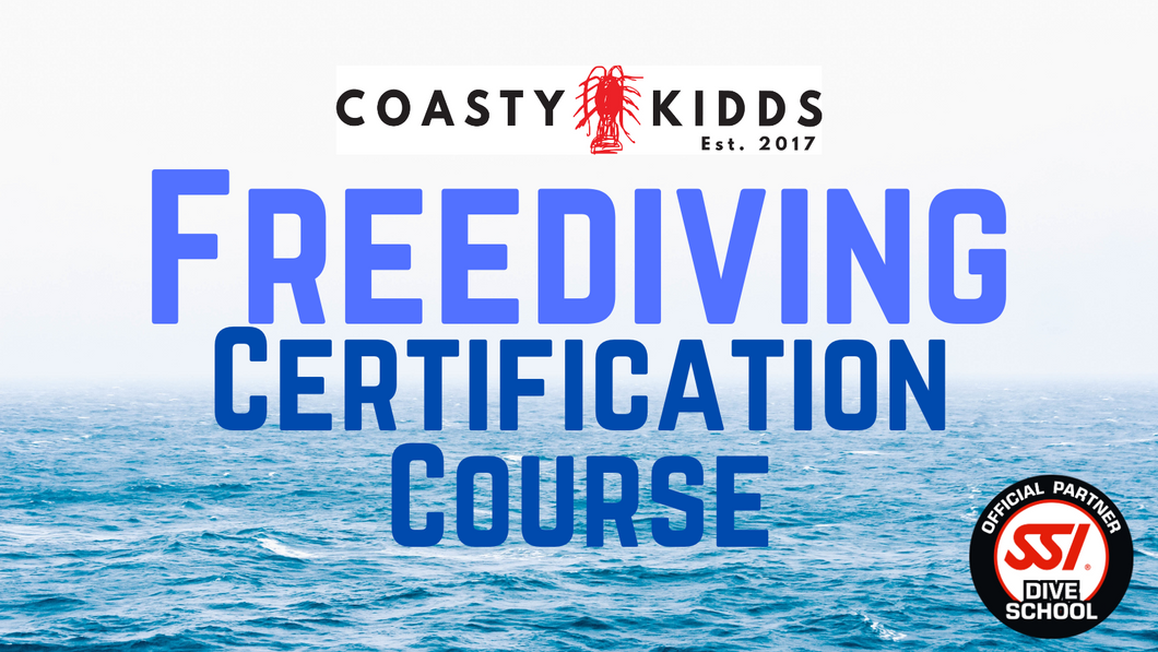 Coasty_Kidds Freediving Certification Course
