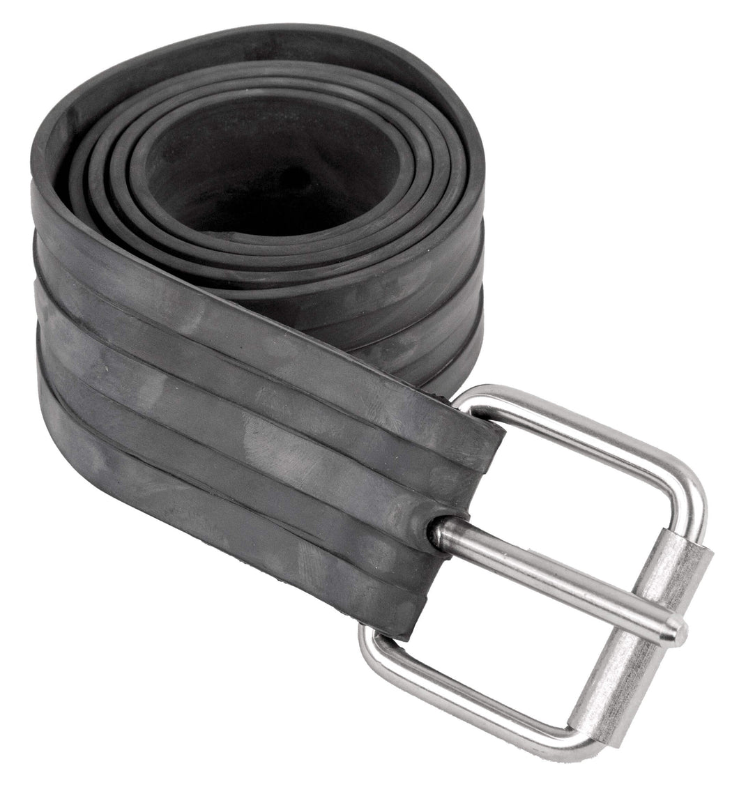 Wettie rubber weight belt