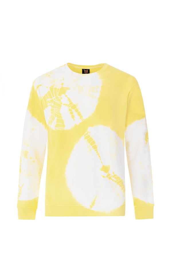LEMONHAZE HIPPIE CLUB SWEATSHIRT - PARI USA , Wearepari, Paul Ripke, pari swim club, Newport Beach, pari