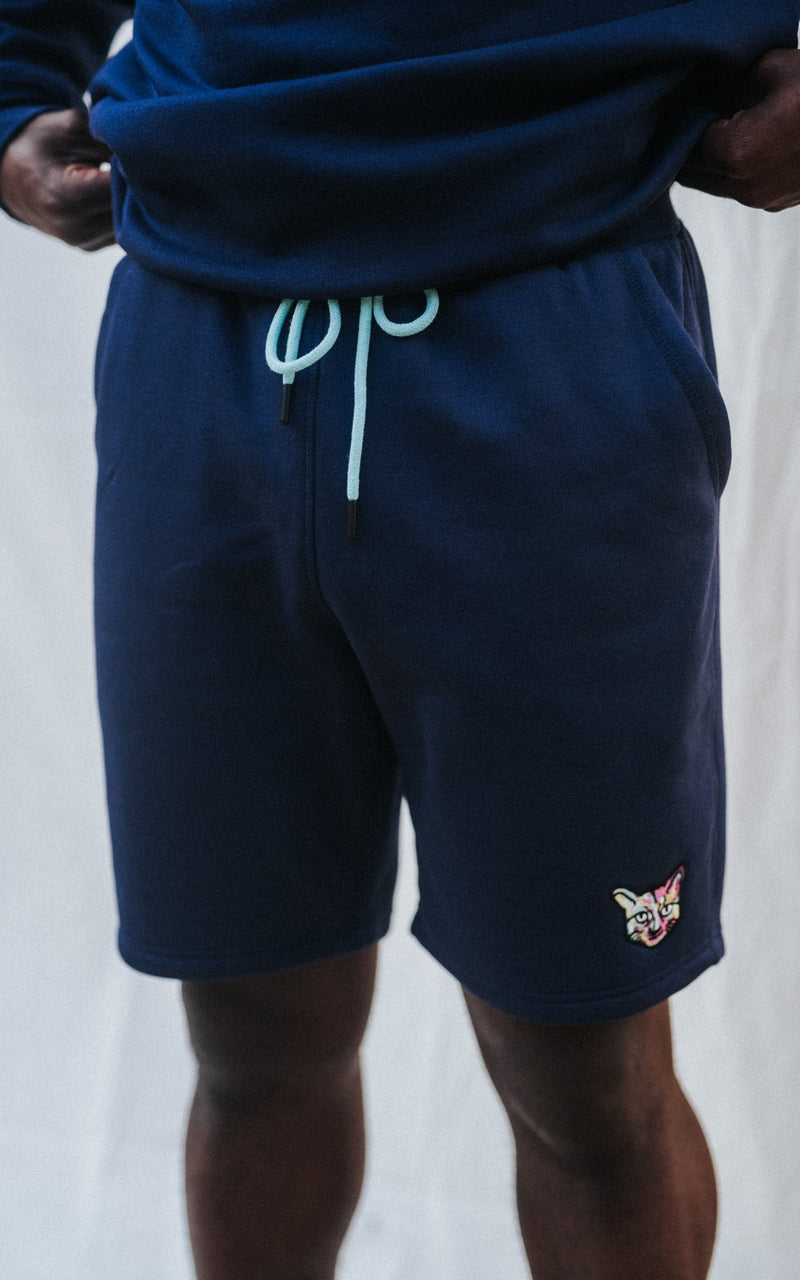 NAVY SPORTS CLUB SHORTS CAT - PARI USA , Wearepari, Paul Ripke, pari swim club, Newport Beach, pari