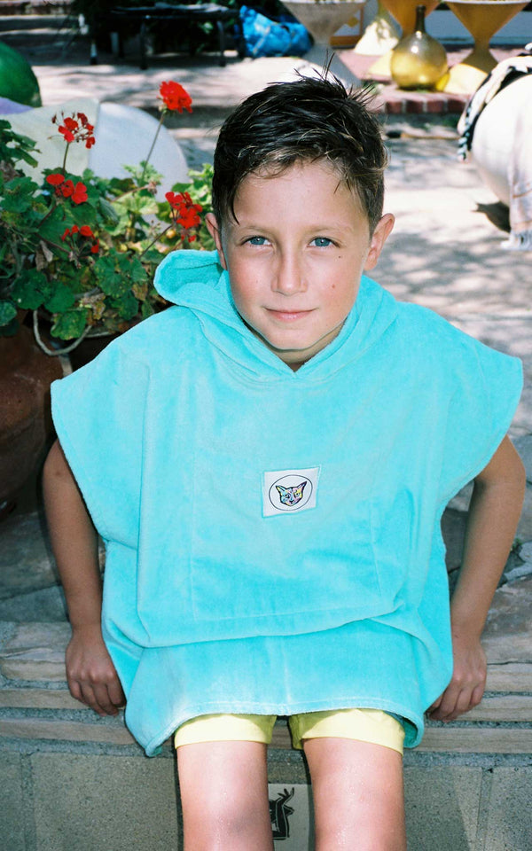 KIDS TURQUOISE SWIM CLUB POWEL - PARI USA , Wearepari, Paul Ripke, pari swim club, Newport Beach, pari