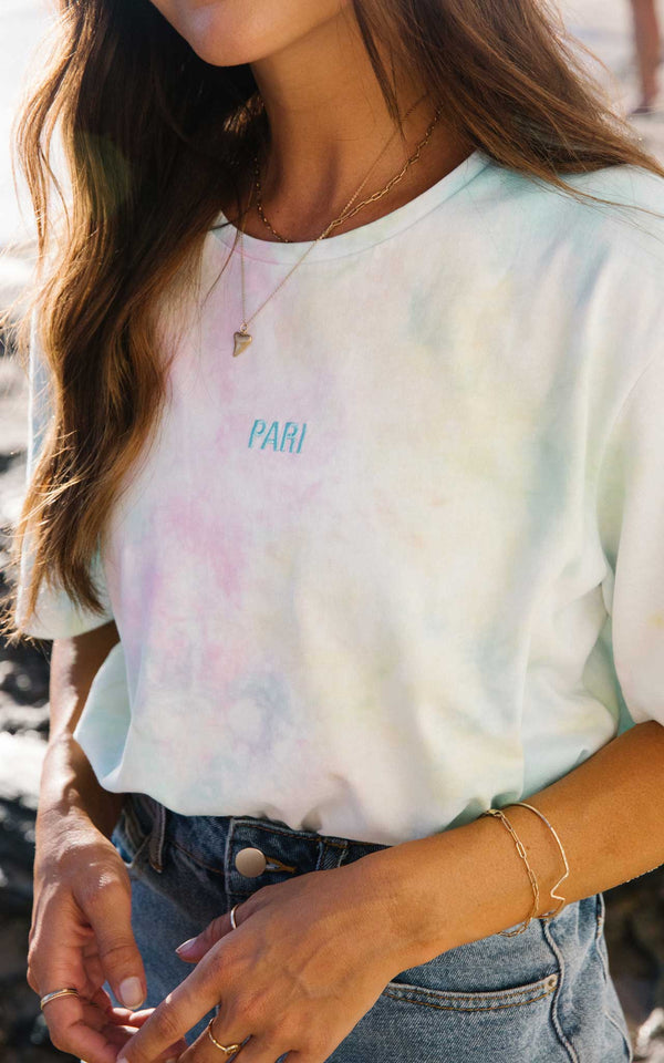 HIPPIE CLUB T-SHIRT - PARI USA , Wearepari, Paul Ripke, pari swim club, Newport Beach, pari