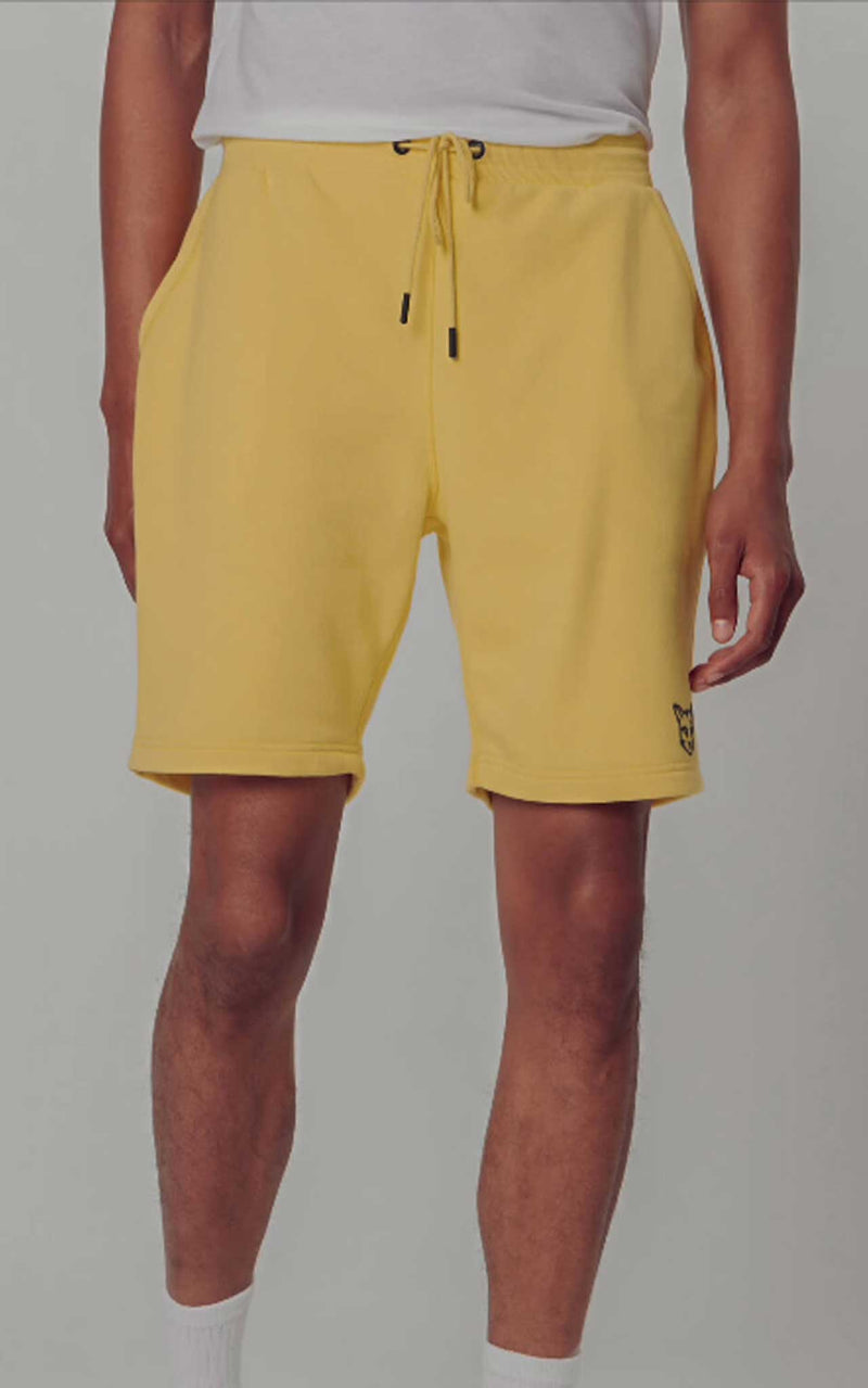 YELLOW SHORTS RUBBER CAT - PARI USA , Wearepari, Paul Ripke, pari swim club, Newport Beach, pari