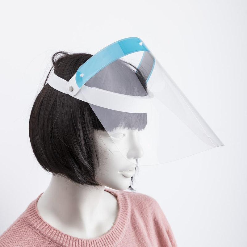 Magic Visors 03 | Face Shield - Currved