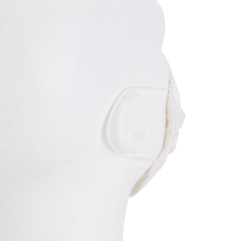 Cherish Face Mask White for Kids - Currved