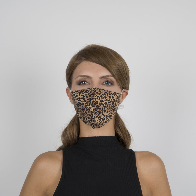 Colorful Face Mask 06 | Washable and Reusable Protecting Face for Adults - Currved