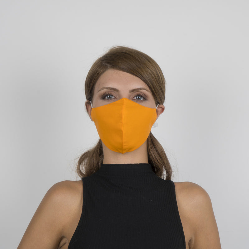 Colorful Face Mask 13 | Washable and Reusable Protecting Face for Adults - Currved