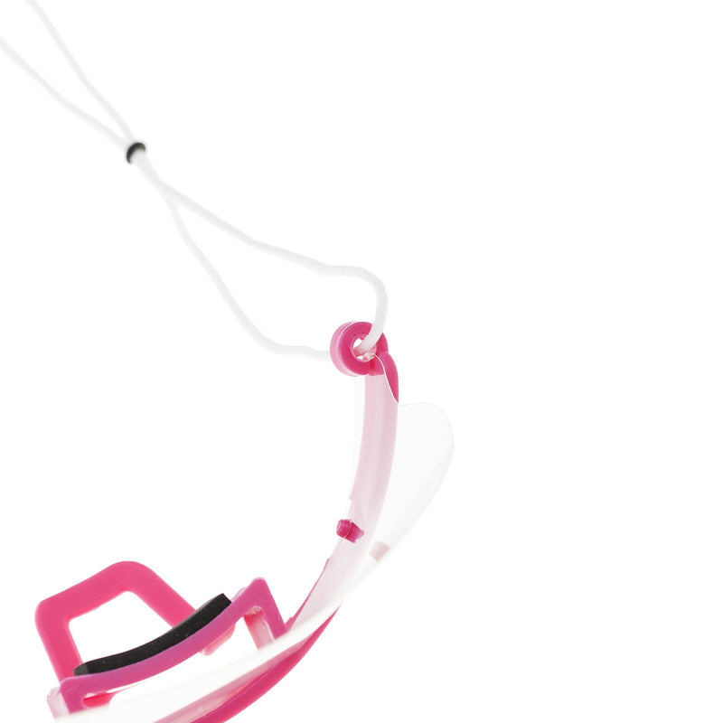 Face Mouth Shield | Face Mouth Guard Pink - Currved