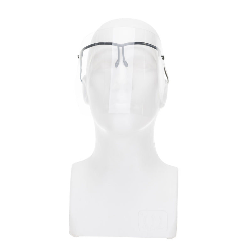 Face Protective Glasses - Currved