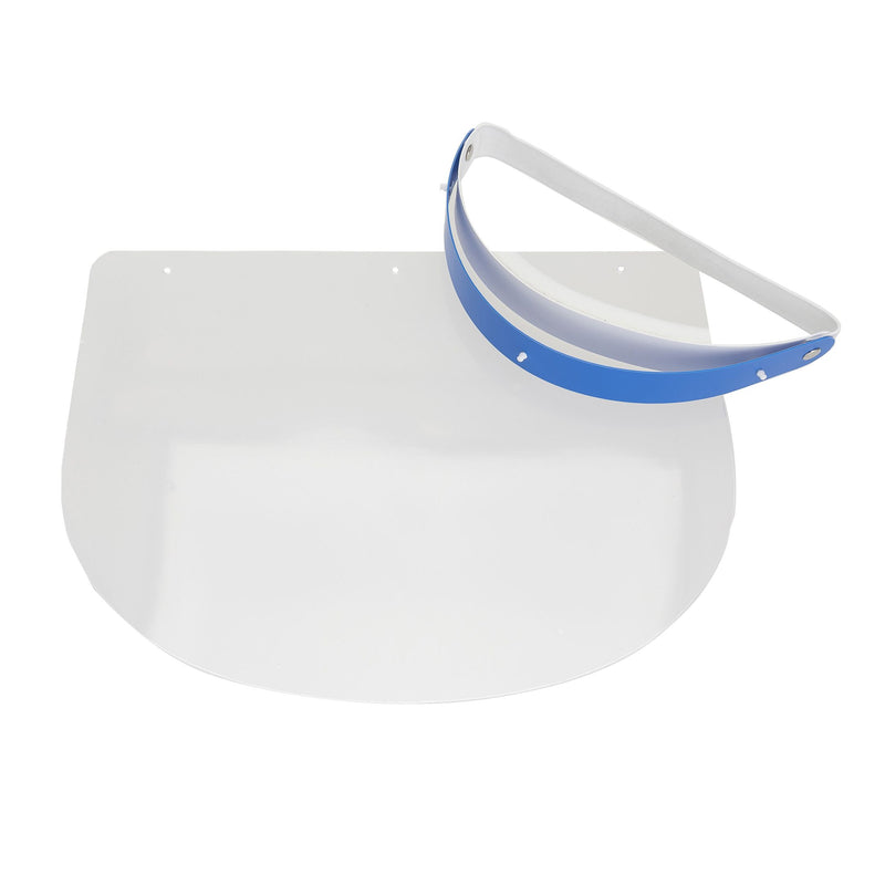 Face Shield For Kids | Blue - Currved