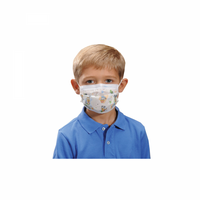 Junior Surgical Mask - Currved