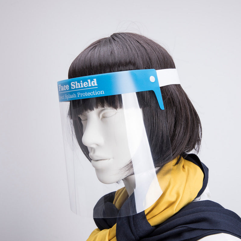 Magic Visors 01 | Face Shield - Currved