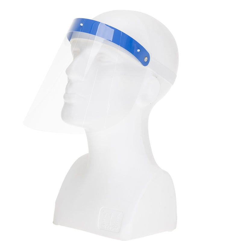 Magic Visors 04 | Face Shield - Currved