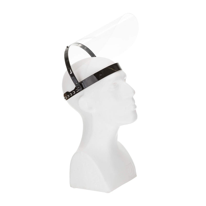 Magic Visors Mechanism 02 | Mechanism Face Shield | Black - Currved