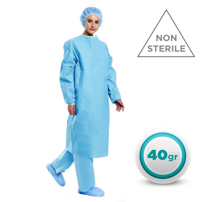 Currmed Disposible Surgical Gown 40 Gr - Currved