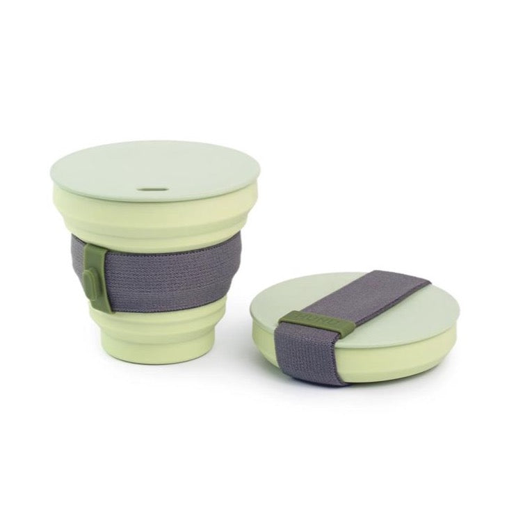 HUNU - The Pocket Sized Cup in Green