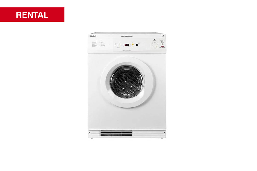 EBD 786 TG Gas Clothes Dryer (Rental)