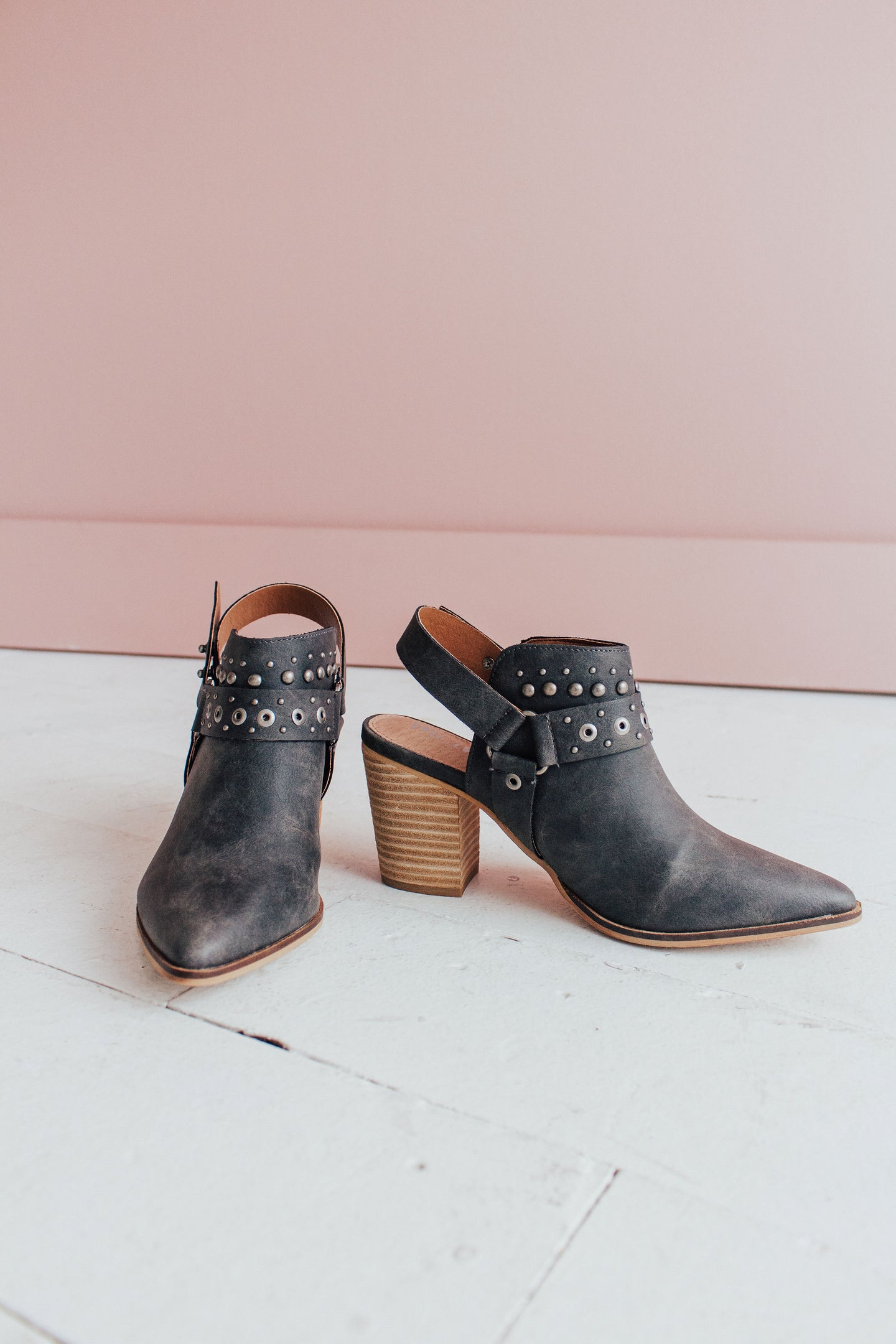 Walk This Way Booties