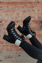 Load image into Gallery viewer, Natasha Booties - Black