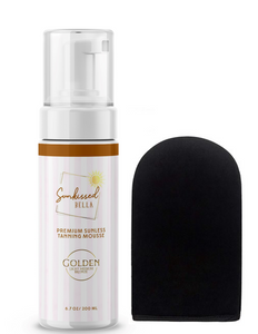 Golden Self Tan Kit